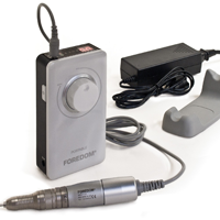 portable micromotor high-speed drill with drill bits